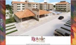 65- Royale - Pode juntar renda