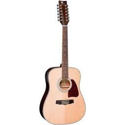 Violão Életrico EAGLE Folk 12 CORDAS CH 888 E 12<br><br>