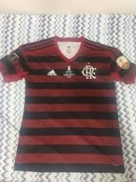 Camisa flamengo final libertadores