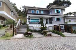 Casa com 5 dormitórios para alugar, 180 m² por R$ 6.000,00/mês - Pimenteiras - Teresópolis