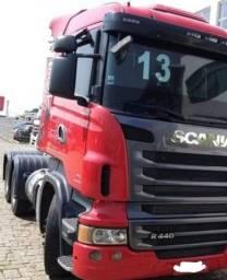 Título do anúncio: Scania Highline R440 2013