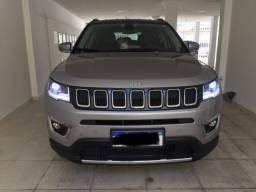 Título do anúncio: Jeep Compass limited 2.0 automático