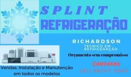 Título do anúncio: Ar Condicionado Instalação e Higienização