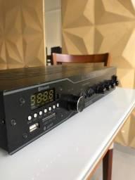 Amplificador frahm slim 2000 app