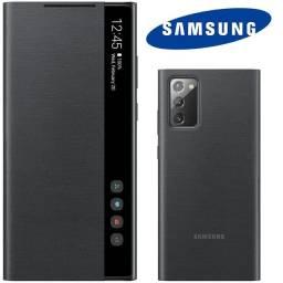 Capa Samsung Note 20 Ultra Smart Clear View - 100% original