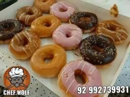 Venham já comprar os Donut's.