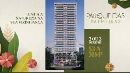 Título do anúncio: MD I Parque das Palmeiras 2 e 3 quartos Lançamento Moura Dubeux na Caxangá