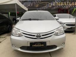 Título do anúncio: Etios 1.5 XS Toyota