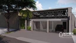 Casa com 4 dormitórios para alugar, 280 m² por R$ 4.850,00/mês - Zona 04 - Maringá/PR