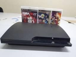 PS3 - sem controle