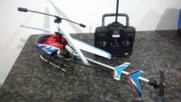 Helicóptero controle remoto à bateria