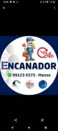 Título do anúncio: Encanador serviço 24H