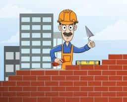 Pedreiro encanador e eletricista