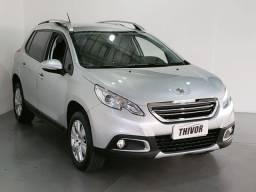Título do anúncio: Peugeot 2008 Allure 1.6 Flex 16V 5p Aut.