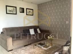 Apartamento à venda com 3 dormitórios em Parque prado, Campinas cod:AP006303