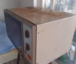Forno microondas Panasonic giropratic antigo c/ prato.