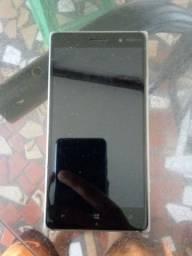 Celular Nokia Lumia, não funciona