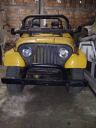 Jeep Willys 79 8,500