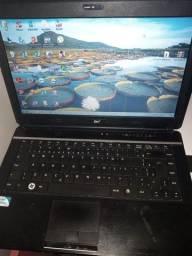 Notebook Sim+ - 2GB Ram - 250GB de HD - HDMI - CD/DVD -