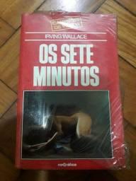 Livro Os Sete Minutos