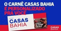 Faça seu Carnê Casas Bahia!