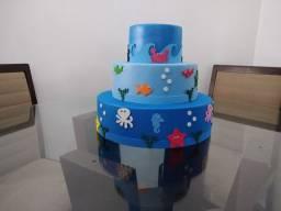 Vendo este bolo fake
