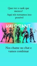 Elojob Valorant - Tenha o rank que merece