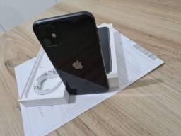 iPhone 11 + carregador turbo 10 meses Gar Apple