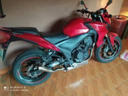 Vendo cb500f 2014