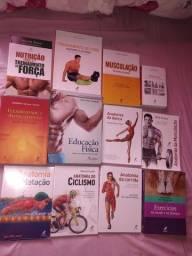 Vendo coleção de livros todos novos,não faço entrega.