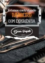Barbearia Dom Papito contratada