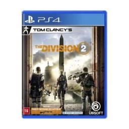 The division 2 PS4 em Umuarama