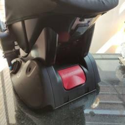 Bebê conforto com suporte Galzerano R$180,00