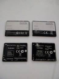 Baterias para celular Alcatel r$ 20 cada