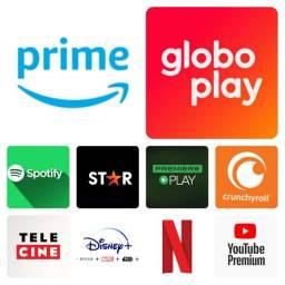 Título do anúncio: Prime Video Netflix Disney Plus