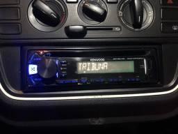 Rádio automotivo Kenwood