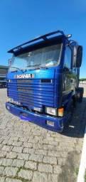 Scania 113 360 1994 Totalmente Restaurado