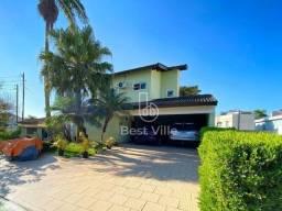 Título do anúncio: Casa com 4 dormitórios à venda, 333 m² por R$ 2.180.000,00 - Alphaville - Santana de Parna