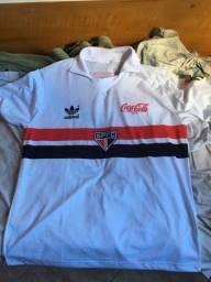 Camisa SPFC retrô XGG