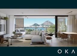 Coberturas Duplex (de 4 quartos) - OKA Residence Lagoa - RJ