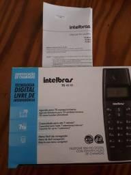 Telefone sem fio digital com identificador de chamadas