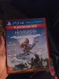 Troco Horizon zero Dawn e days gone por outros jogos