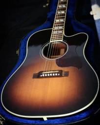 Gibson Hummingbird Pro Dreadnought Cutaway, 2014 + Case Gibson Original
