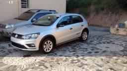 VW Gol Track 1.0 12v (Série Especial)- 1.400 km/ rodados (raridade)