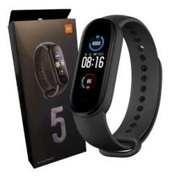 Xiaomi Mi Band 5 Relogio Smartwatch Pulseira Inteligente