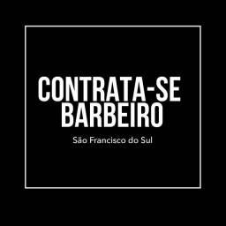Título do anúncio: Contrata-se barbeiro