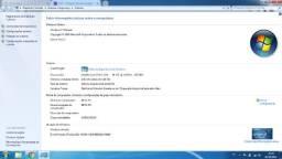 Título do anúncio: Notebook acer aspire 5733 6663 intel core i3