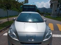 Vendo Peugeot 408 feline sedan 2.0 automatico modelo: 2012 c/teto solar