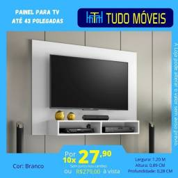 Painel para tv/tudo móveis entrega e montagem grátis