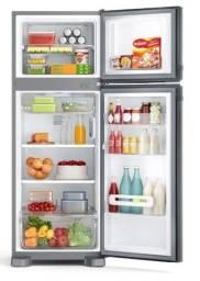 Refrigerador Consul  Frost Free com Prateleiras Altura Flex Prata ? 340L